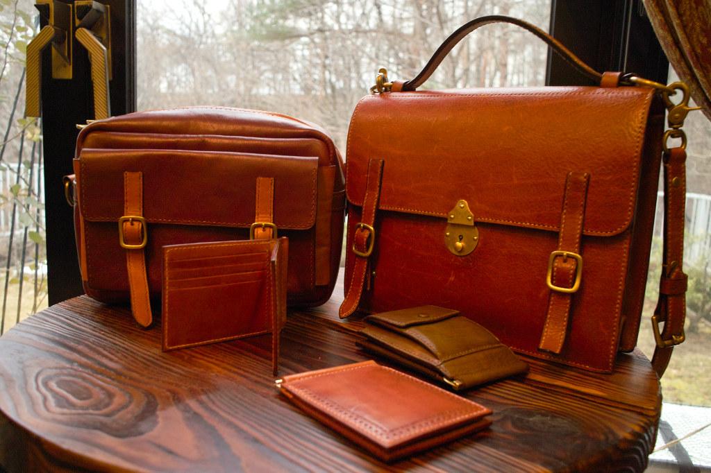 プレゼント 革鞄 財布
