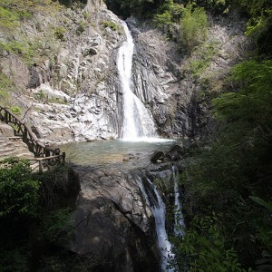 穴場スポット 関西 布引の滝