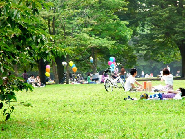 GW 予算別 楽しみ方 公園
