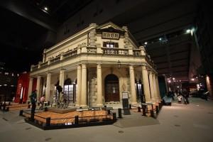 GW2015 最新スポット 江戸東京博物館