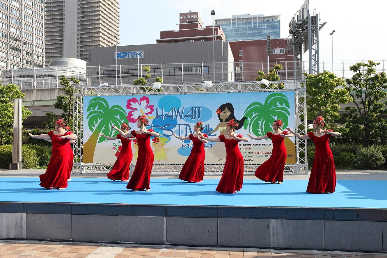 GW2015 イベント 大阪 ハワイアンフェスティバル