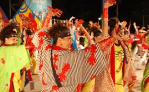 YOSAKOIソーラン祭り 2015 日程 見どころ 雨天