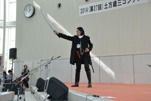 箱館五稜郭祭 2015 イベント