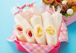 運動会 お弁当 簡単 サンドイッチ