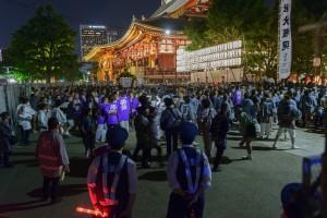 三社祭2015 本社神輿各町渡御