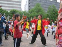 YOSAKOIソーラン祭り 2015 日程 見どころ 雨天 ワオドリ
