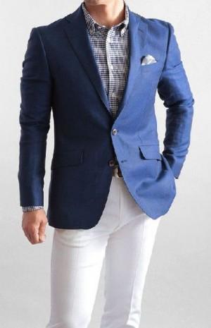 クールビズ2015 男 着こなし ファッション ジャケット