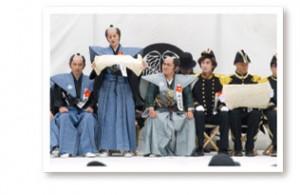 黒船祭り 2015 再現劇