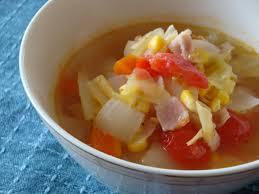 風邪に効く 食べ物 食材 スープ
