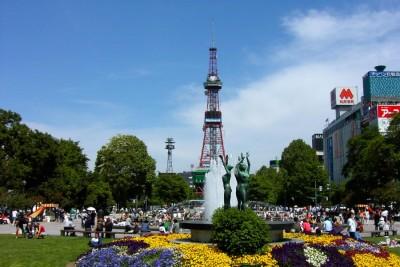 2015 夏休み 家族旅行 国内 北海道