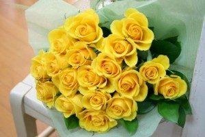 父の日 花 何 ひまわり バラ 黄色