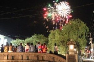 花火大会 2015 兵庫 まとめ 城崎温泉 夏物語2015 夢花火
