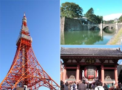 2015 夏休み 家族旅行 国内 東京
