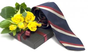 父の日 定番 プレゼント 花とセット