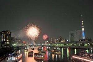 花火大会 2015 東京 まとめ 隅田川花火大会