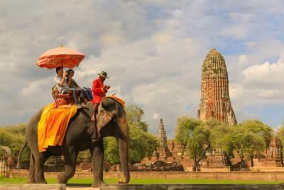 2015 夏休み 家族旅行 海外 タイ