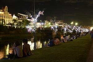 浴衣 デートスポット 関西 2015 京の七夕