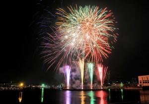 花火大会 2015 千葉 まとめ ふなばし市民まつり 船橋港親水公園花火大会
