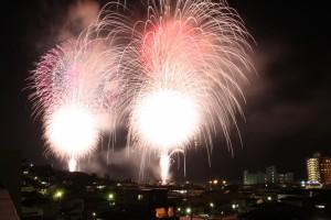 花火大会 2015 神奈川 まとめ 湯川原温泉海上花火大会