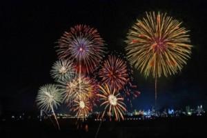 花火大会 2015 京都 まとめ 第64回亀岡平和祭保津革花火大会
