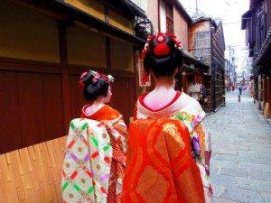 夏休み 大学生 旅行 国内  京都