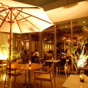 ビアガーデン 2015 東京 女子会 デート おしゃれ ALOHA TABLE Hawaiian Sweets & Tapas