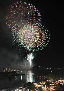 花火大会 2015 京都 まとめ 第40回みなと舞鶴ちゃったまつり