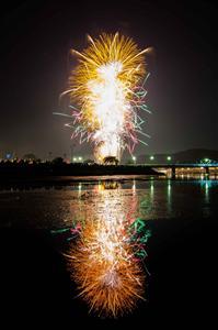 花火大会 2015 京都 まとめ 京都南丹市花火大会 やぎの花火大会