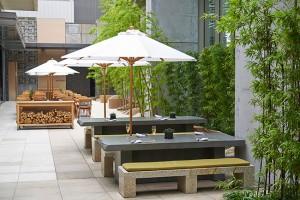ビアガーデン 2015 東京 女子会 デート おしゃれ 六緑 和テラスのプラン