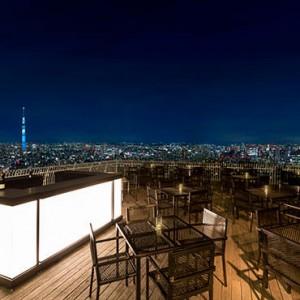 ビアガーデン 2015 東京 屋上 レストラン ルーク ウィズ スカイラウンジ「天空のビアテラス」(聖路加ガーデン)