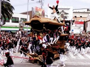 シルバーウィーク2015 イベント 大阪 岸和田だんじり祭