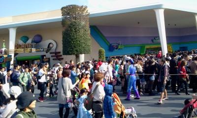 ディズニー 入場規制 2015 シルバーウィーク