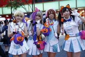 ハロウィン 2015 パーティー イベント 関東 池袋ハロウィンコスプレフェス2015