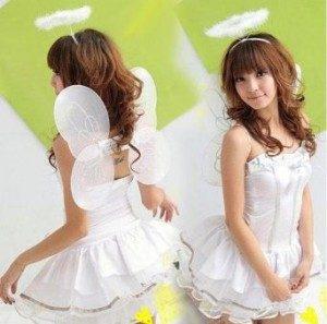 ハロウィン 仮装 衣装 可愛い コスチューム 天使