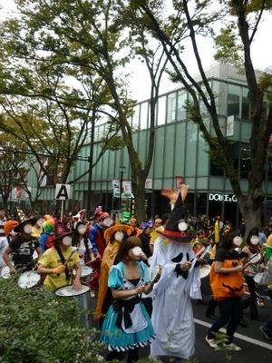 ハロウィン 2015 パーティー イベント 関東 原宿表参道ハローハロウィーンパンプキンパレード2015