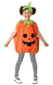 ハロウィン 仮装 衣装 手作り 簡単 子供 かぼちゃ