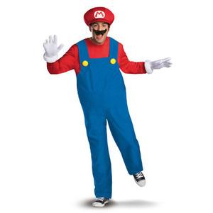 ハロウィン 衣装 コスプレ 仮装 カップル マリオ