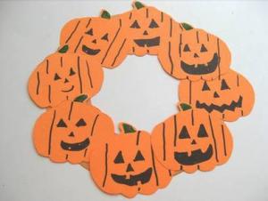ハロウィン パーティー ゲーム 料理メニュー 飾り付け アイデア 画用紙