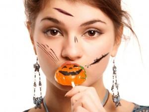 ハロウィン メイク ゾンビ 簡単 かわいい 本格的 画像 タトゥーシール