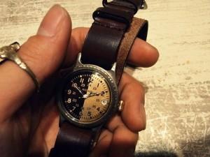クリスマスプレゼント 彼氏 30代 時計