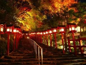 関西の紅葉名所スポットランキング2015!ライトアップや見ごろの時期は? 貴船神社