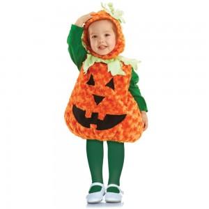 ハロウィン 仮装 子供 アイディア かぼちゃ