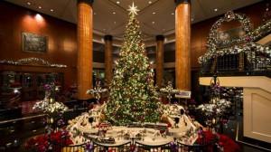 クリスマス デート おすすめ スポット 東京 ウェスティンホテル東京