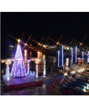 クリスマス デート おすすめ スポット 大阪 ジョイフル★クリスマス2015 大阪南港ATC