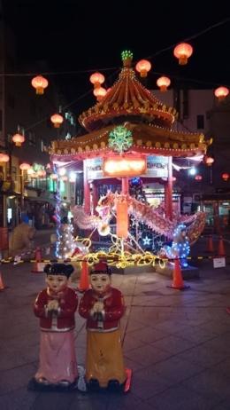 クリスマス デート おすすめ スポット 神戸 南京町