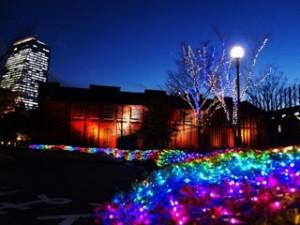 クリスマス デート おすすめ スポット 名古屋 ノリタケの森