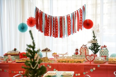 クリスマスパーティー 企画 会場