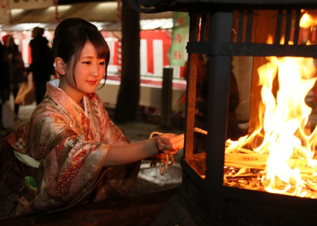 大晦日 イベント 2016 京都 カウントダウン 八坂神社