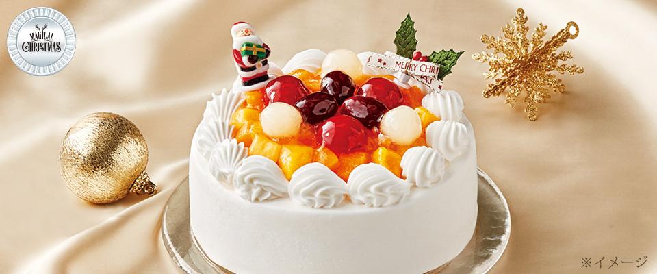 クリスマスケーキ コンビニ 2016 セブン10
