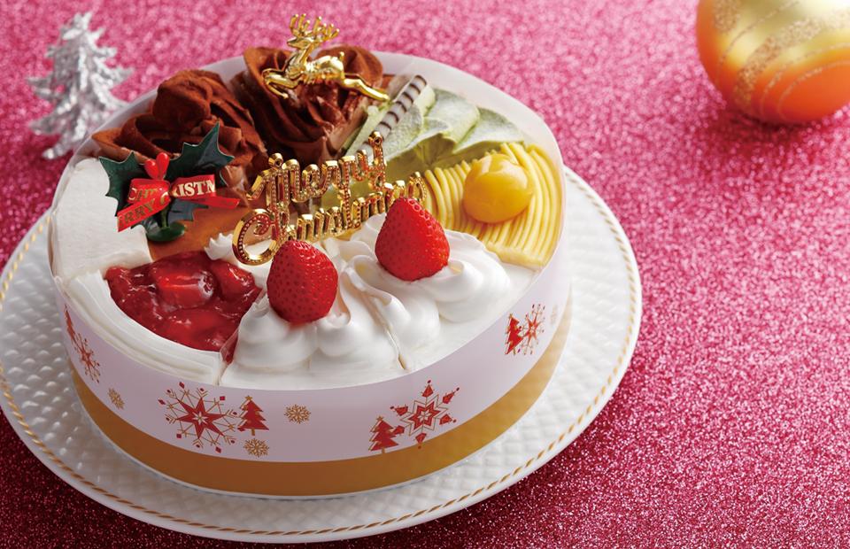 クリスマスケーキ コンビニ 2016 デイリーヤマザキ5